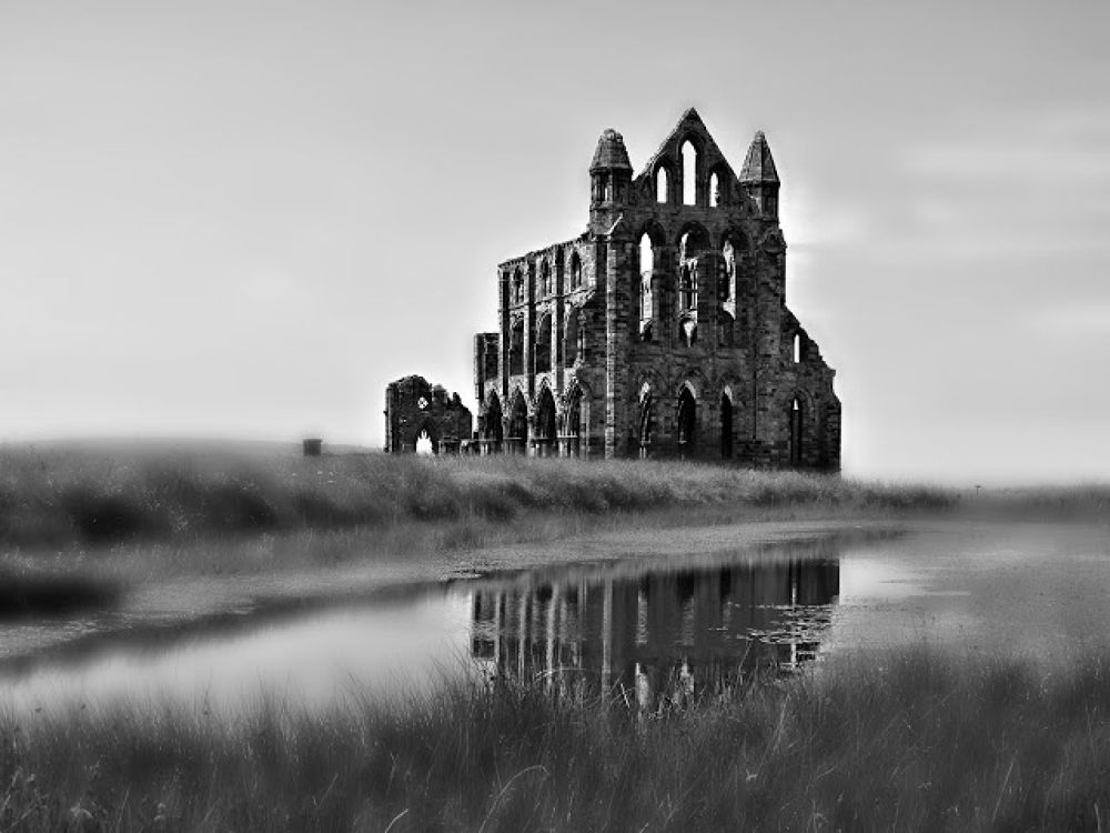 Whitby Abbey by gordonwestran