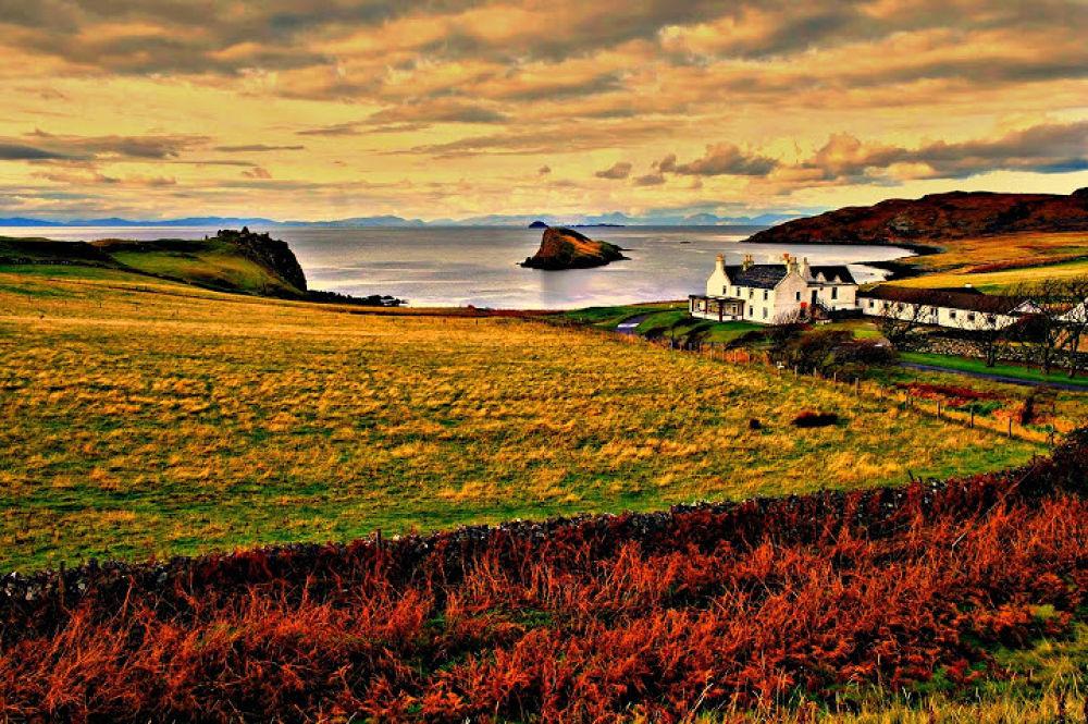Isle of Skye by gordonwestran