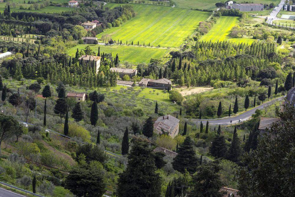 Under the Tuscany sun by carmelin06