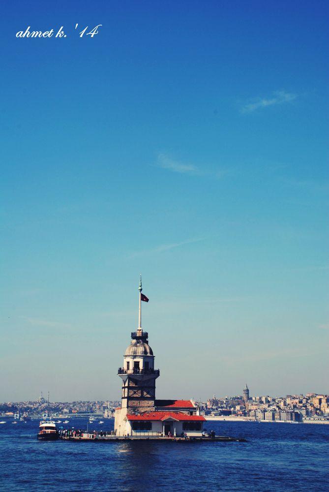 GIRL TOWERR :))) by Ahmet Kadir Gür