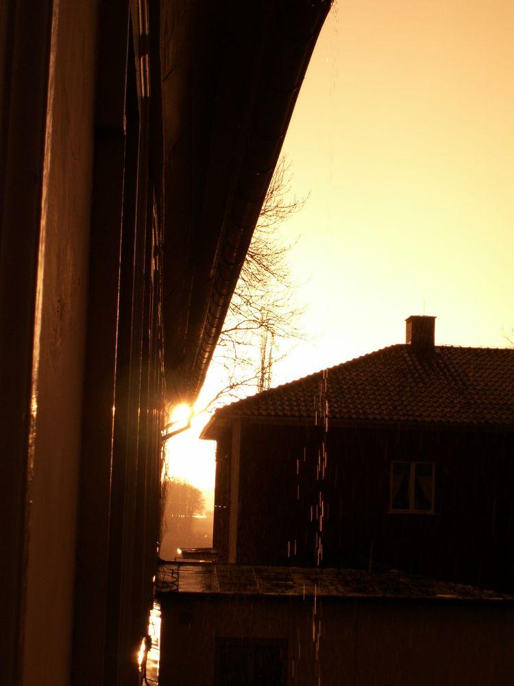 Efter regn kommer solsken by Ambjörn Fagerström