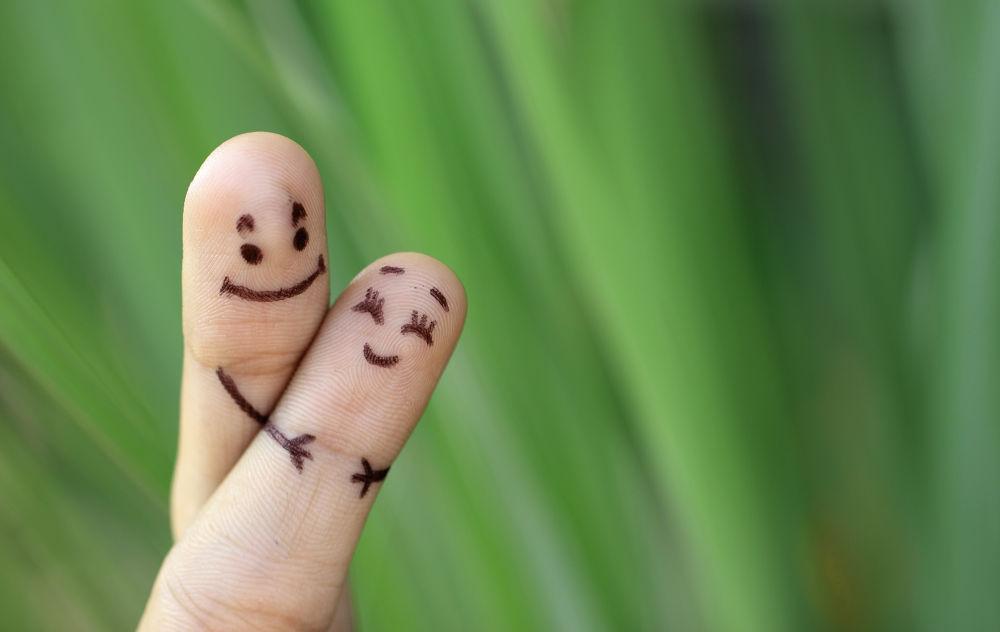 smiley love by mayurdavda