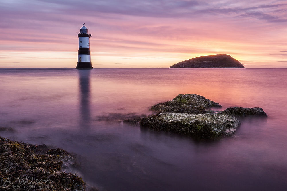 Penmon Pre-Dawn by andy210966