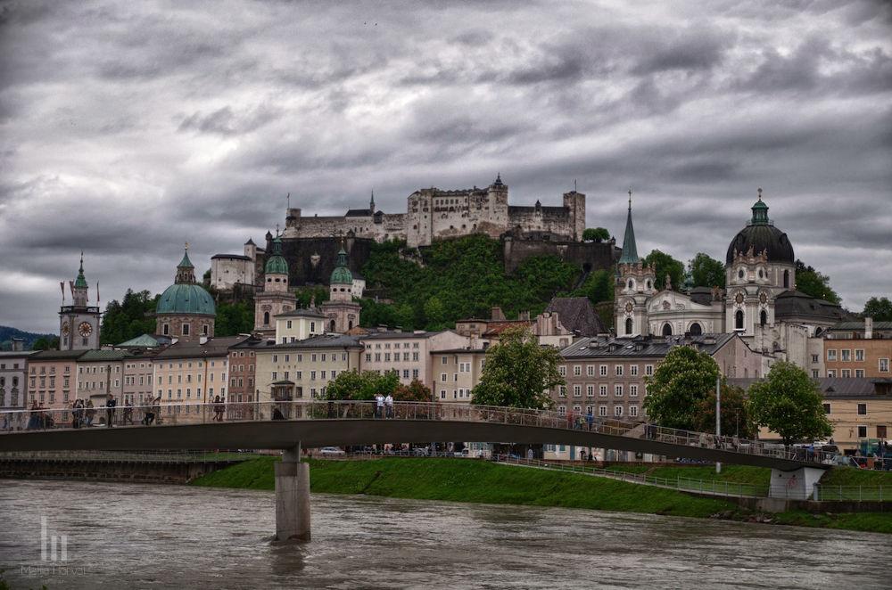 Salzburg by Matija Horvat
