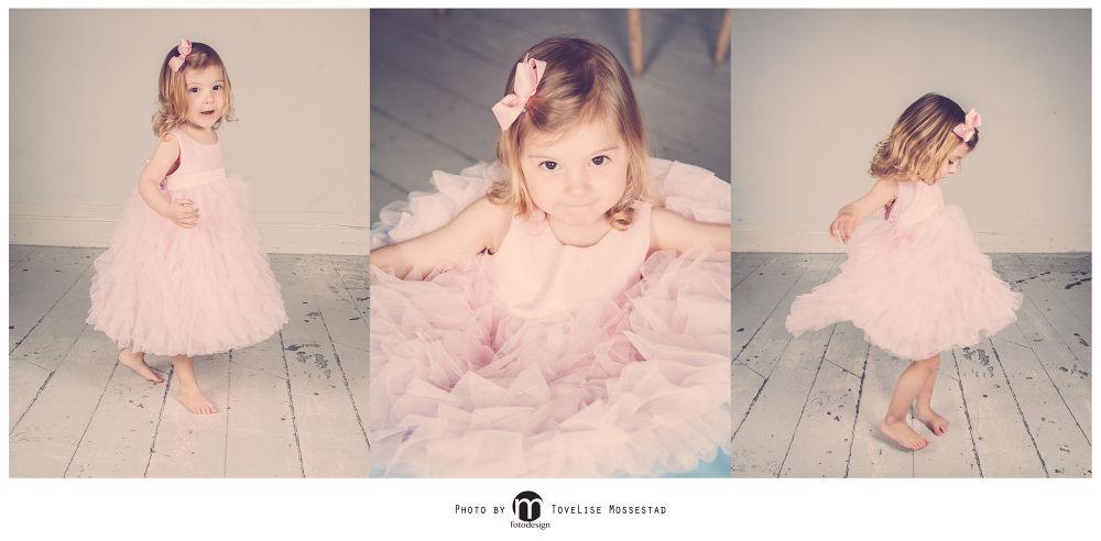 Little Ballerina by tovelisemossestad