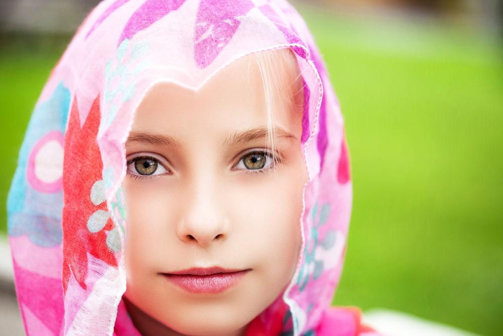 Summer portrait by tovelisemossestad