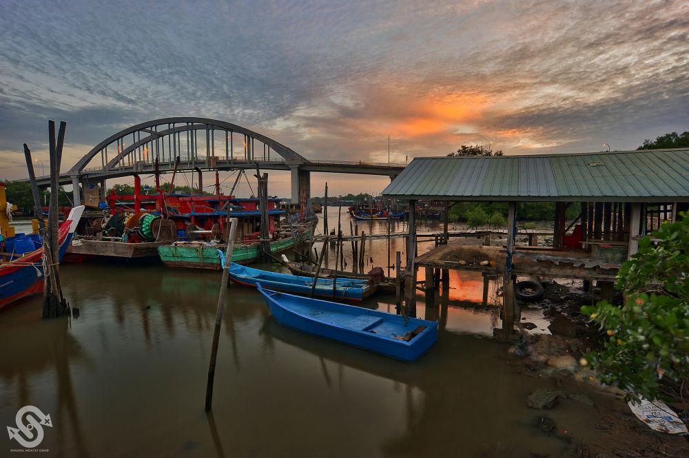 Jeti Nelayan Kuala Kedah | Scene 3 by ShamsulHidayatOmar