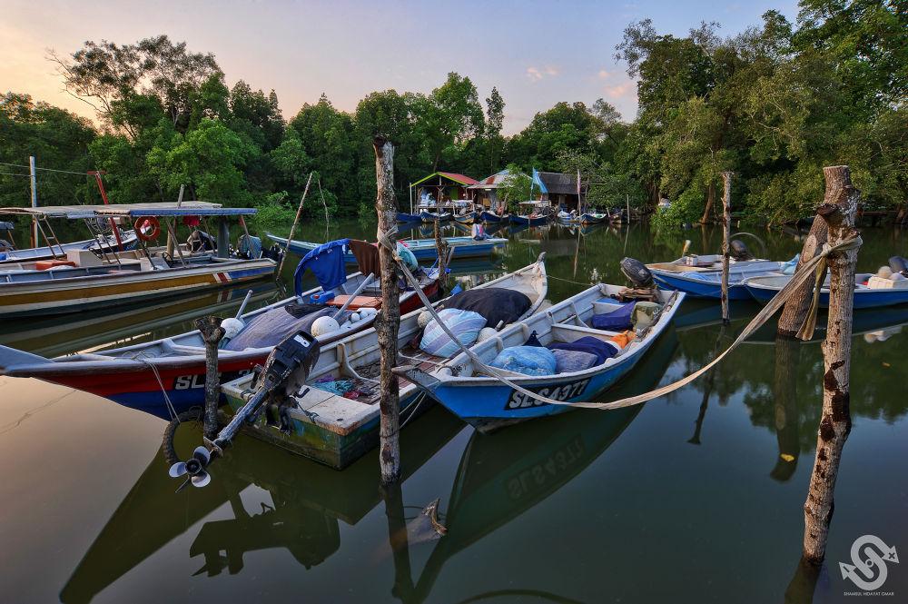 Pengkalan Nelayan Sayang Disayang   Scene 8 by ShamsulHidayatOmar