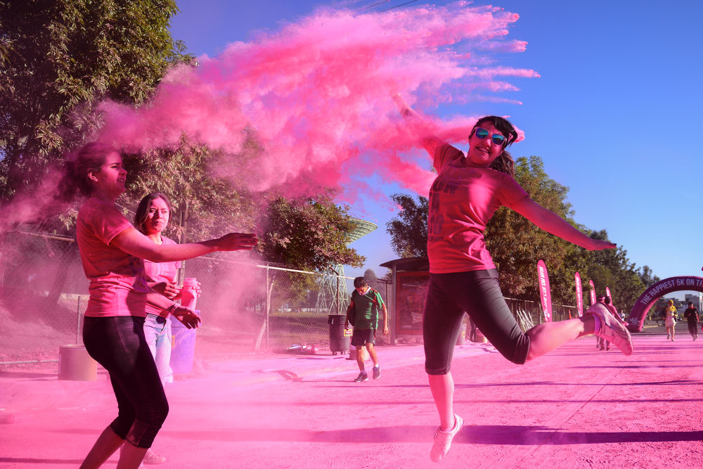 The Color Run by alxmurray