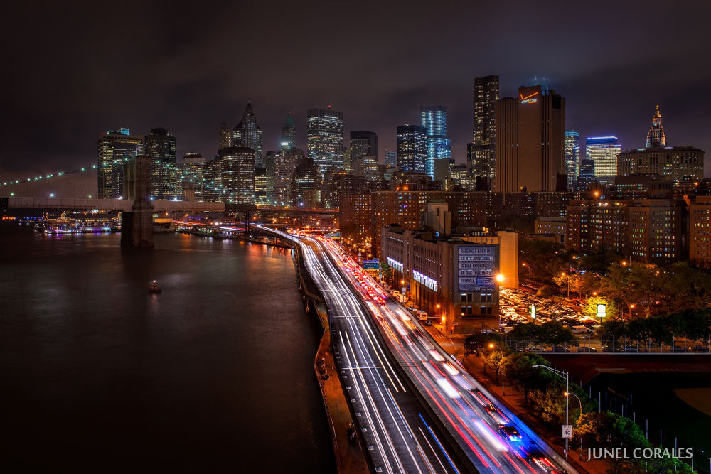 Downtown by Junel Corales