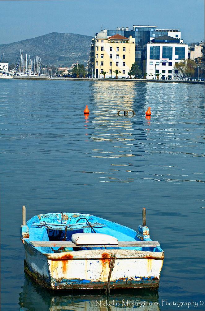 Volo's Port  by Nickolas Mavrogiannis