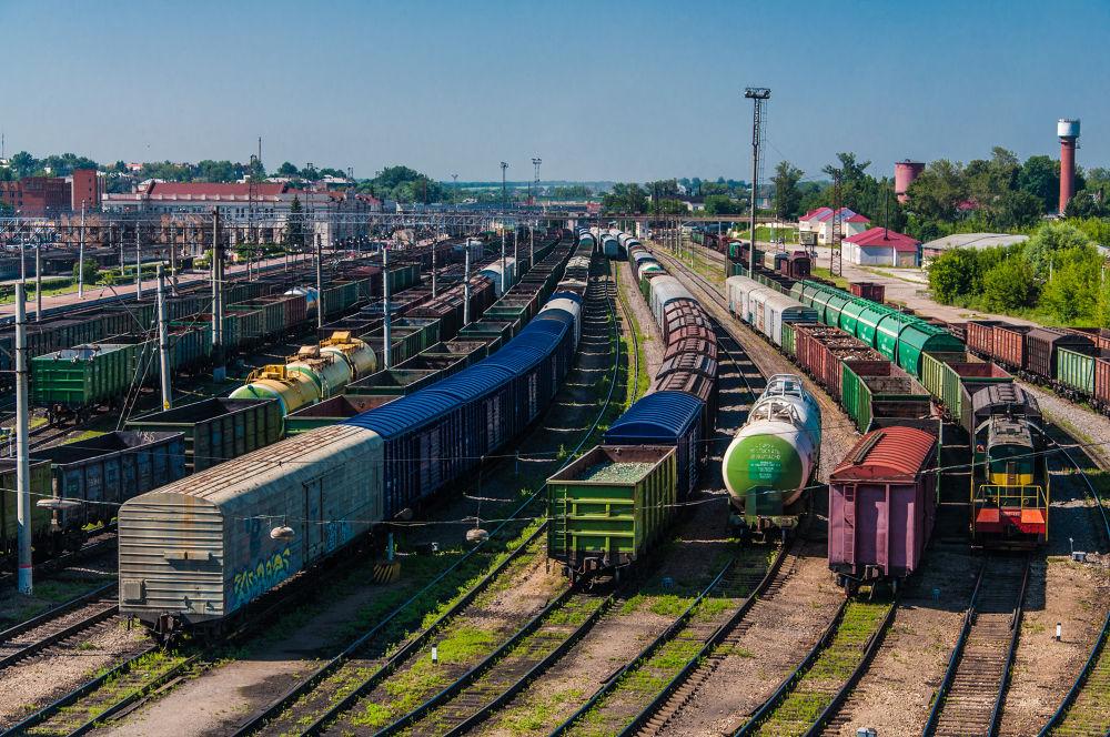 Train City by viterko