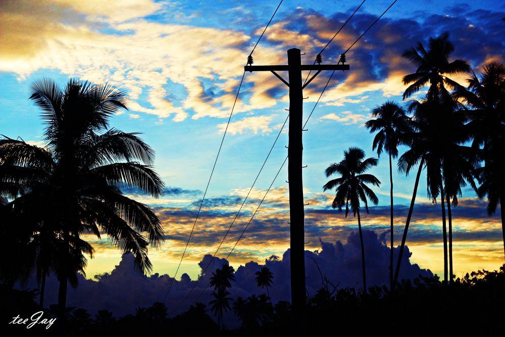 Beautiful Sunset  by TeeJay Photography
