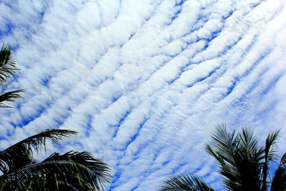cloud patterns by TeeJay Photography