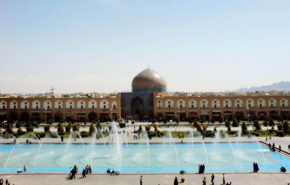 esfahan by ezrail