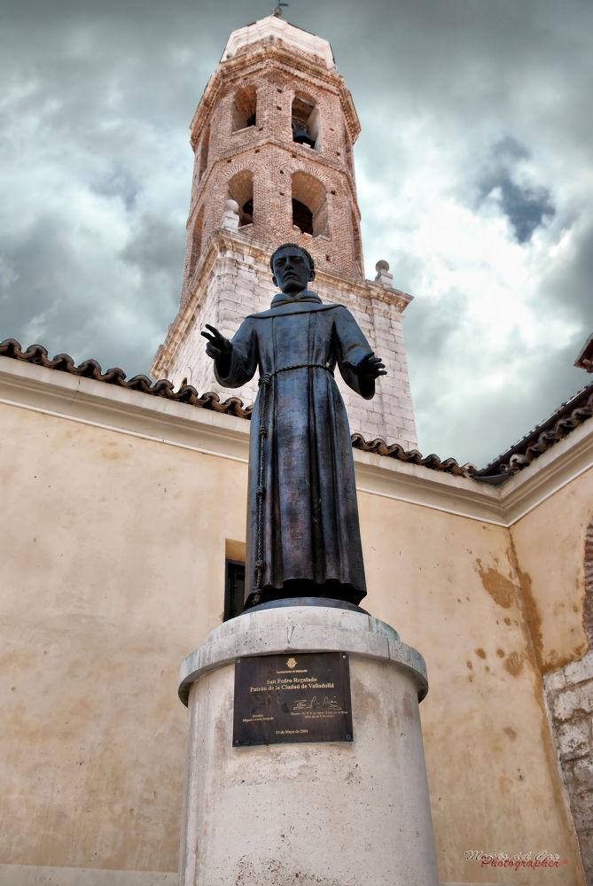 San Pedro Regalado 1.jpg by Moises Angel del Caz Hernando