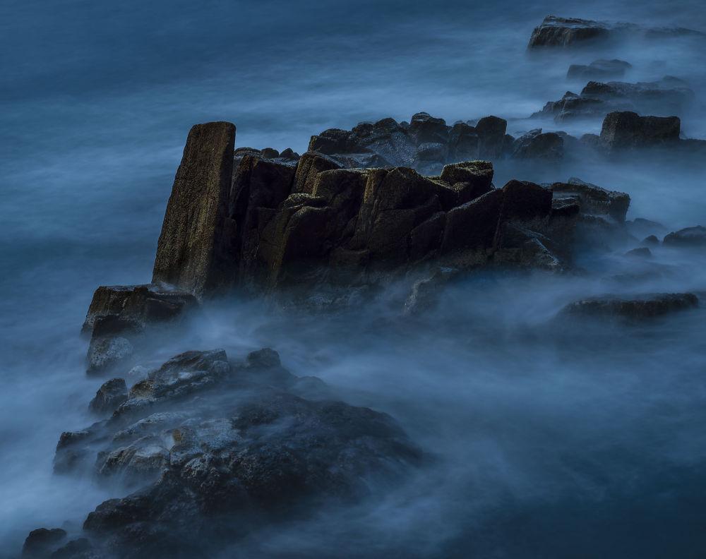 Sea of severe winter by yasuohirano54