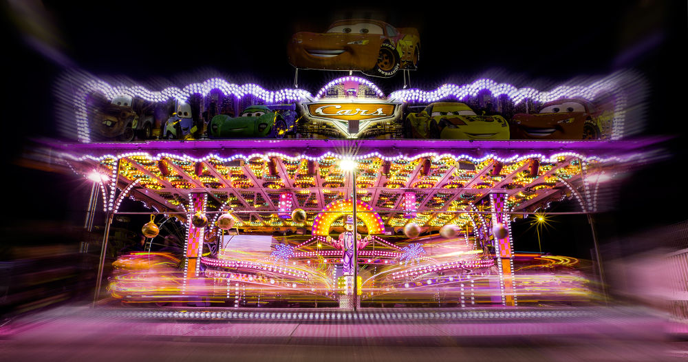 Ghost Carrousel by poloroid
