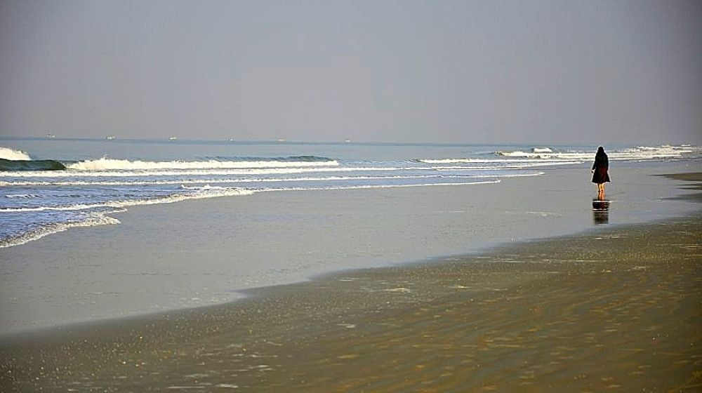 Photo in Sea and Sand #india #goa #and #sea #beach #woman #girl