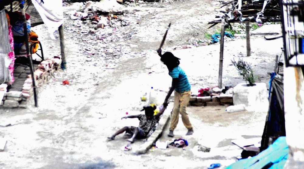 Photo in Random #girl #child #children #india