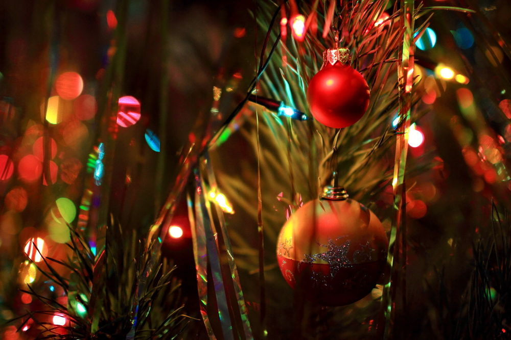 HAPPY NEW YEAR by AndreyErofeev
