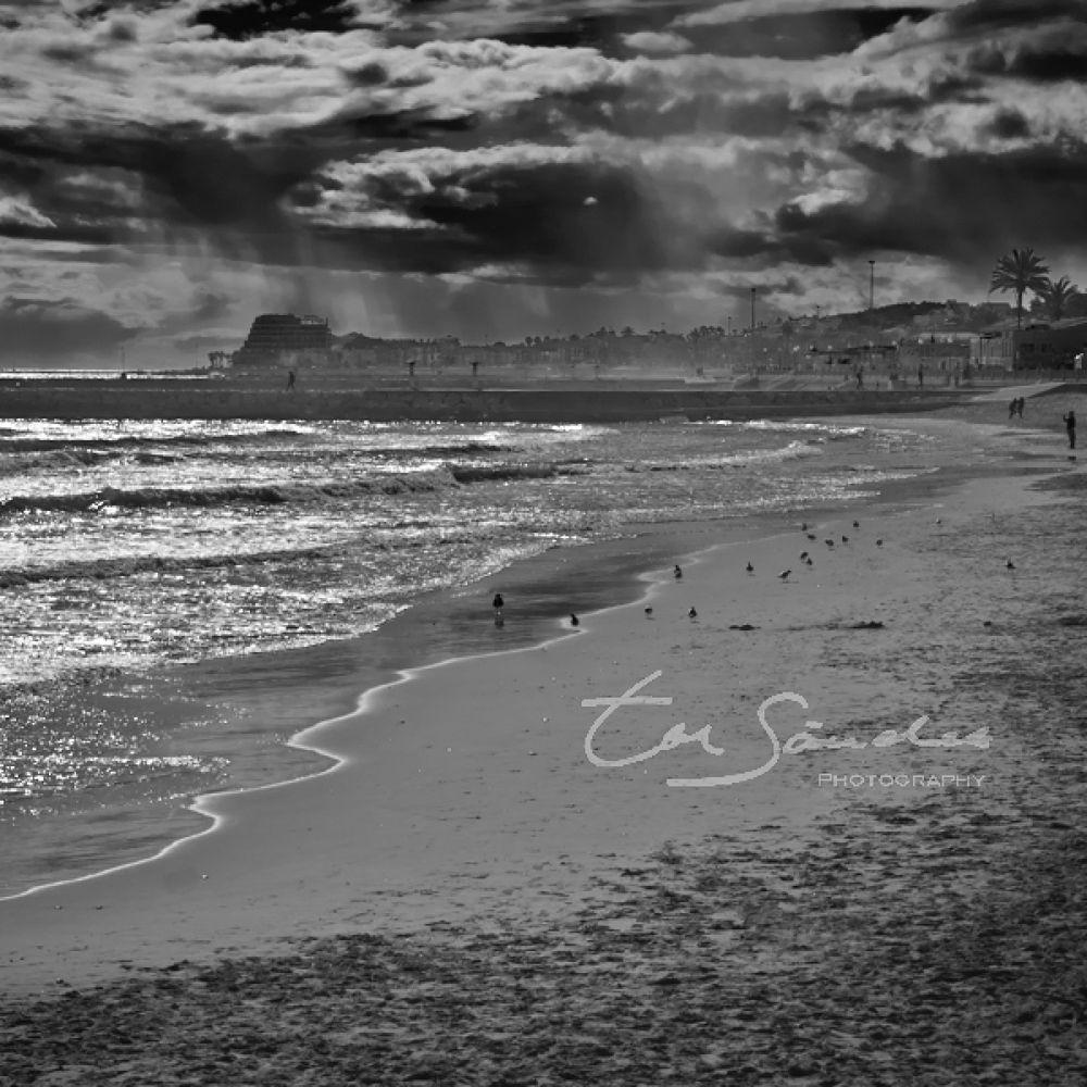 StormBeach 001.jpg by Ton Sanchez