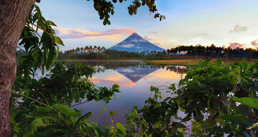 PANORAMIC VIEW OF MAYON by heraldpresado