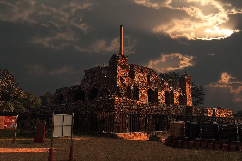 11-Feroz Shah Kotla.jpg by AshwaniKumarSharma