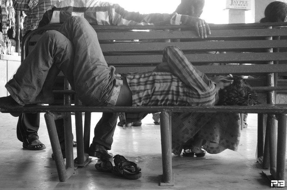 Need some sleep by Praveen Banothu