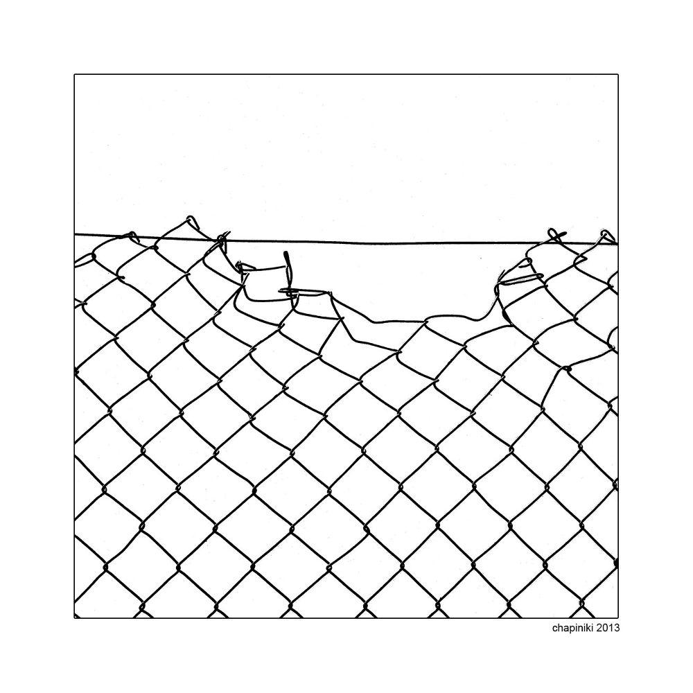 Photo in Abstract #concept #minimal #minimalist #conceptual #net #malla #red #mesh #freedom #libertad #feeling #sentimiento