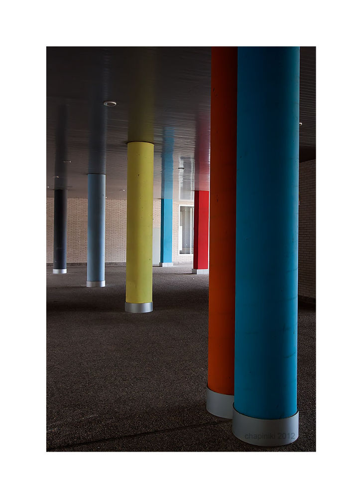 Colored columns by chapiniki