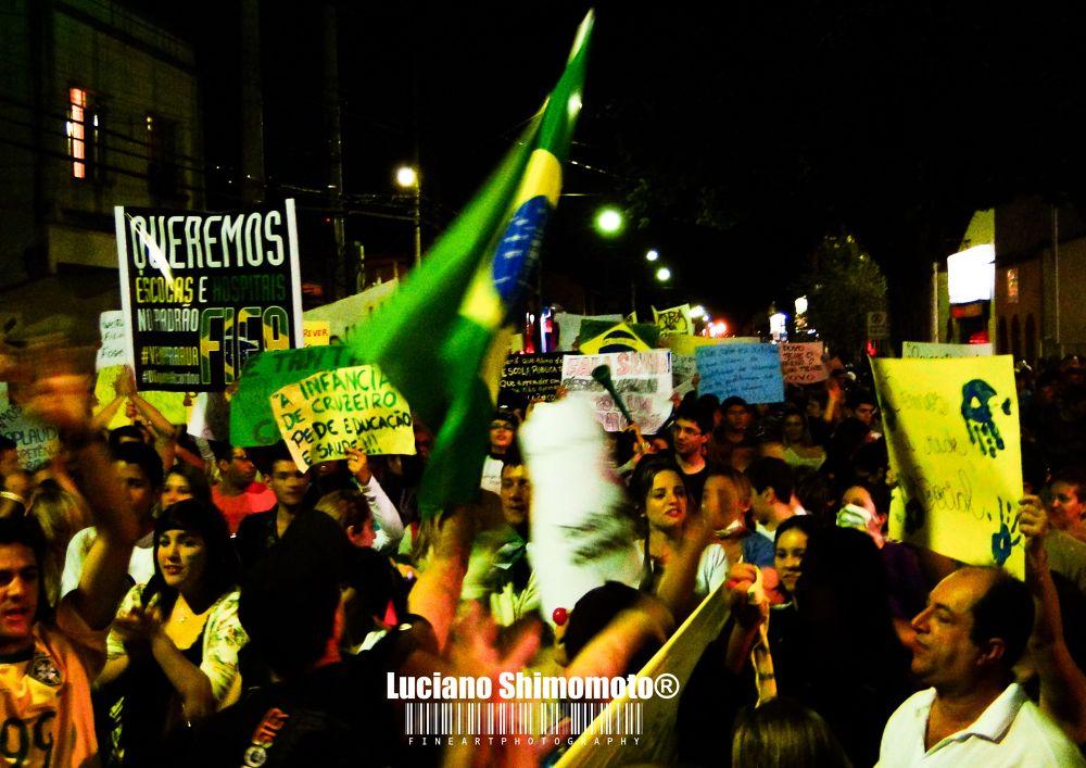 Brazilian Revolution by shimomoto