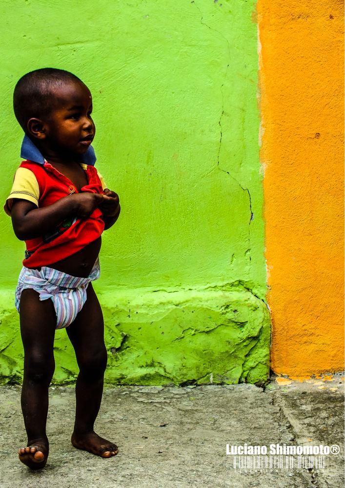 Brazilian Children by shimomoto