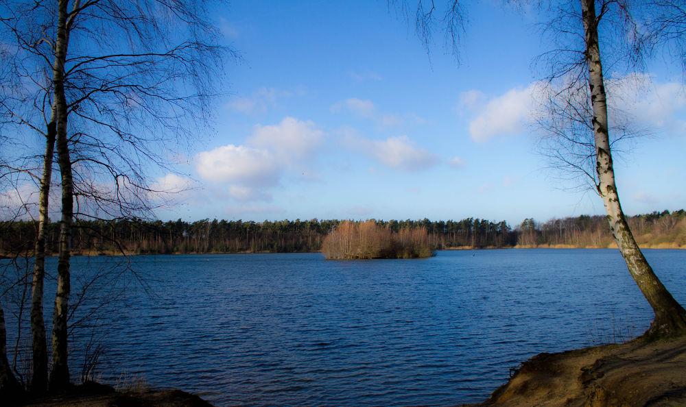 Photo in Landscape #landscape #landschaft #see #kieskuhle #wasser #water