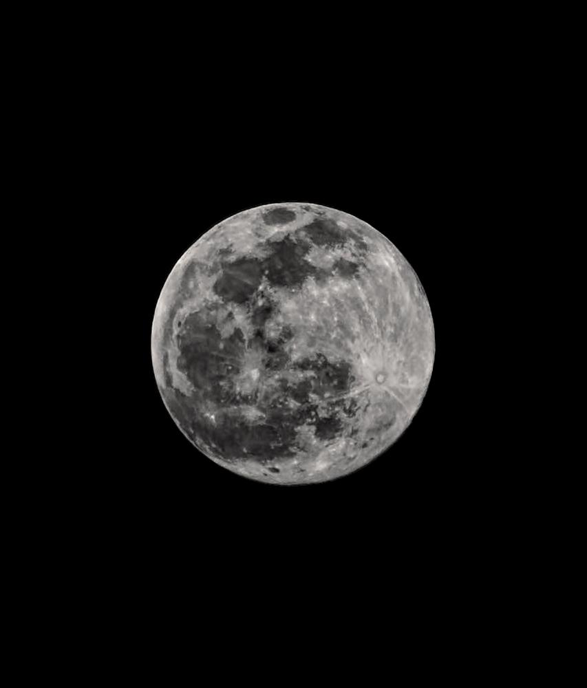 Photo in Abstract #full moon #kolkata #india