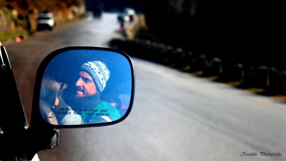 Mirror mirror... by koushikacharya