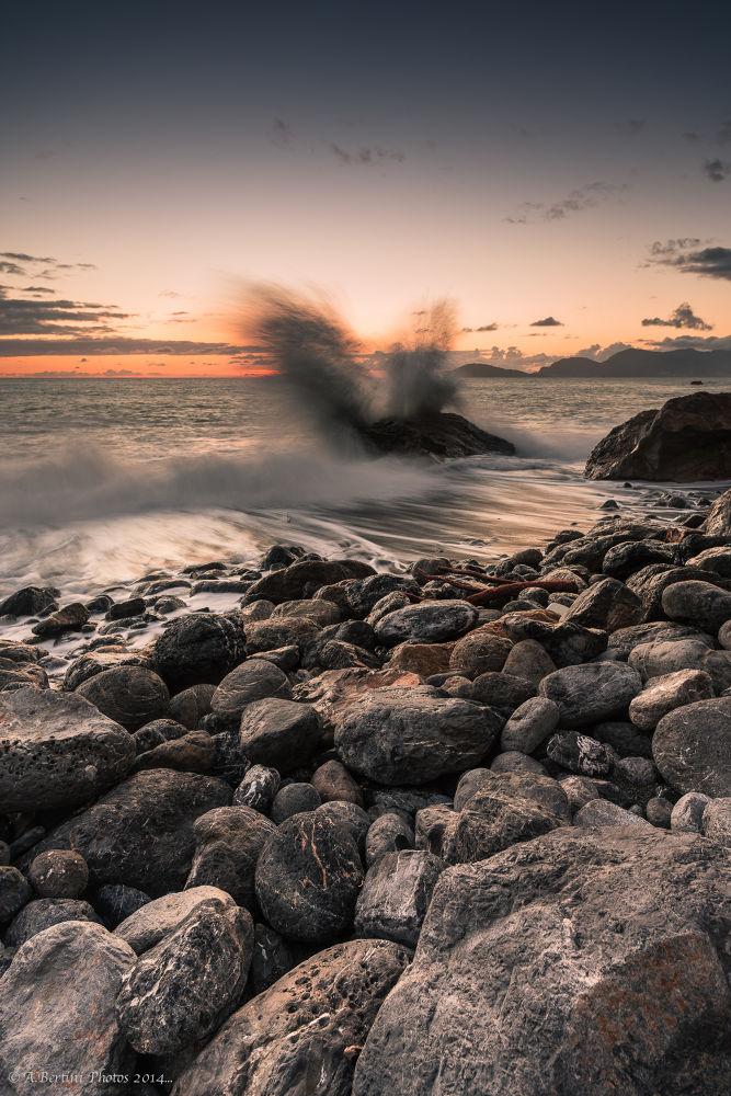 last wave in last sun by andreabertini524