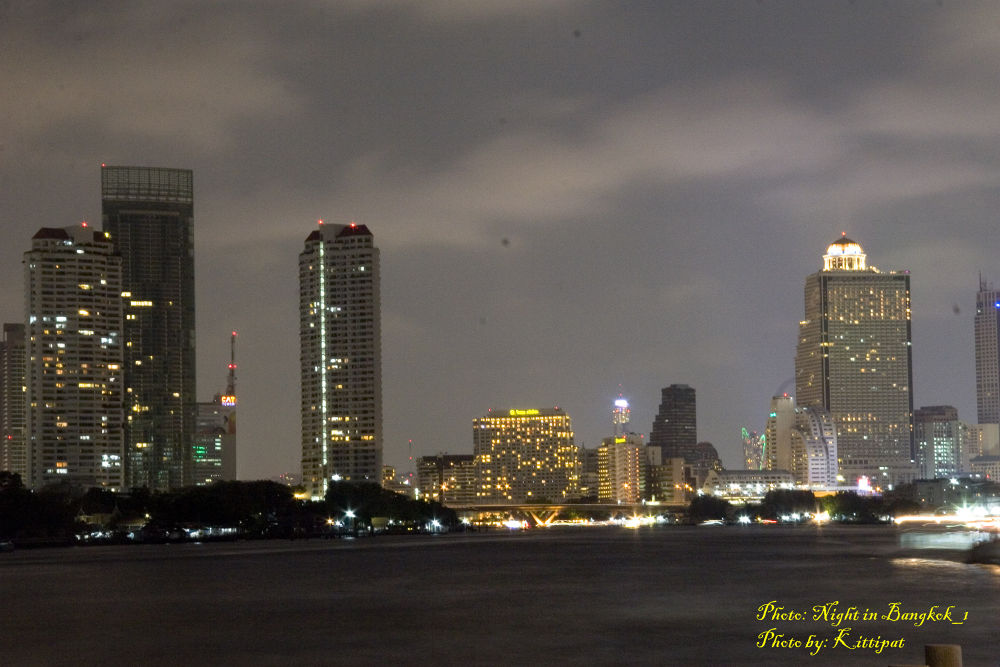 Night in Bangkok_1 copy.jpg by kittipatboonchim
