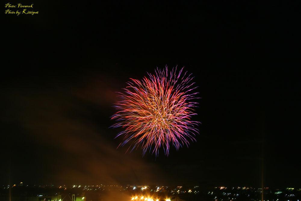 Firework.jpg by kittipatboonchim