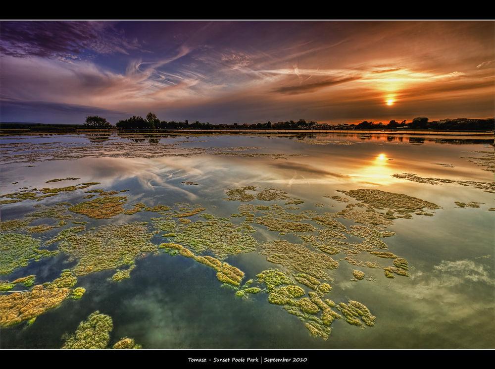 264x365 - HDR - Sunset by paweltomaszewicz