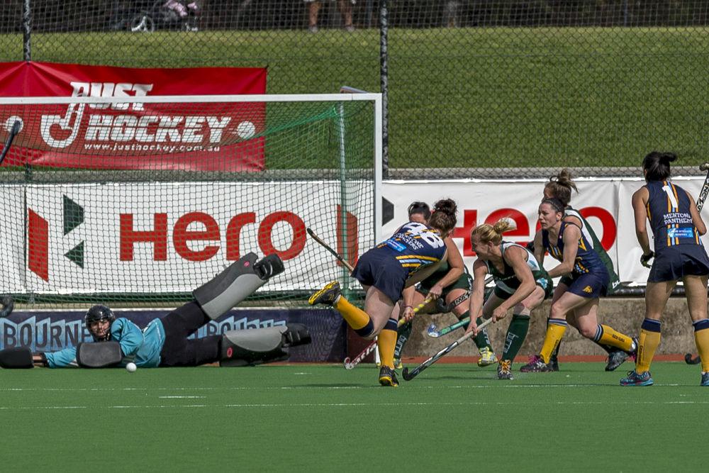 Women's Premier League - 2013 Hockey Finals by John Torcasio