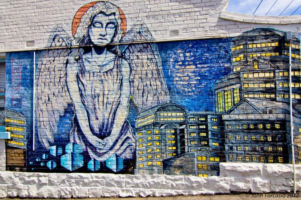 Street Art #1 by John Torcasio