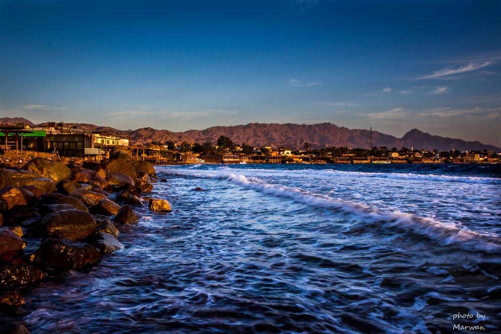 Dahab,South Sinai,Egypt by Marwan Elshouky