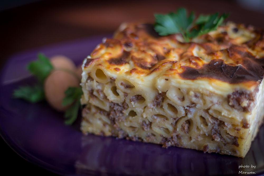 Macaroni by Marwan Elshouky