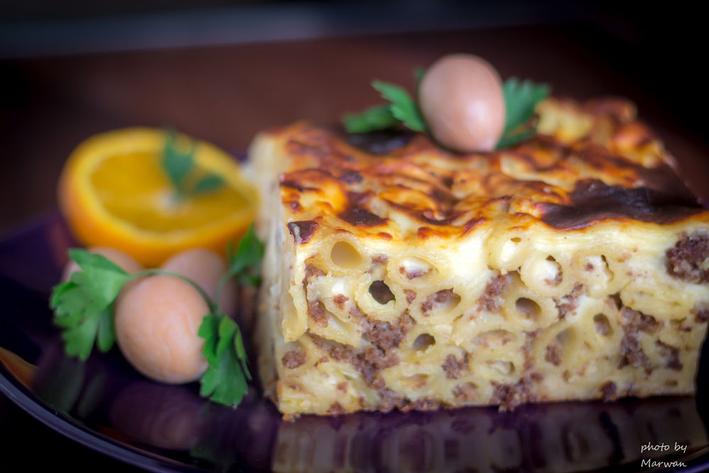 Macaroni 2 by Marwan Elshouky