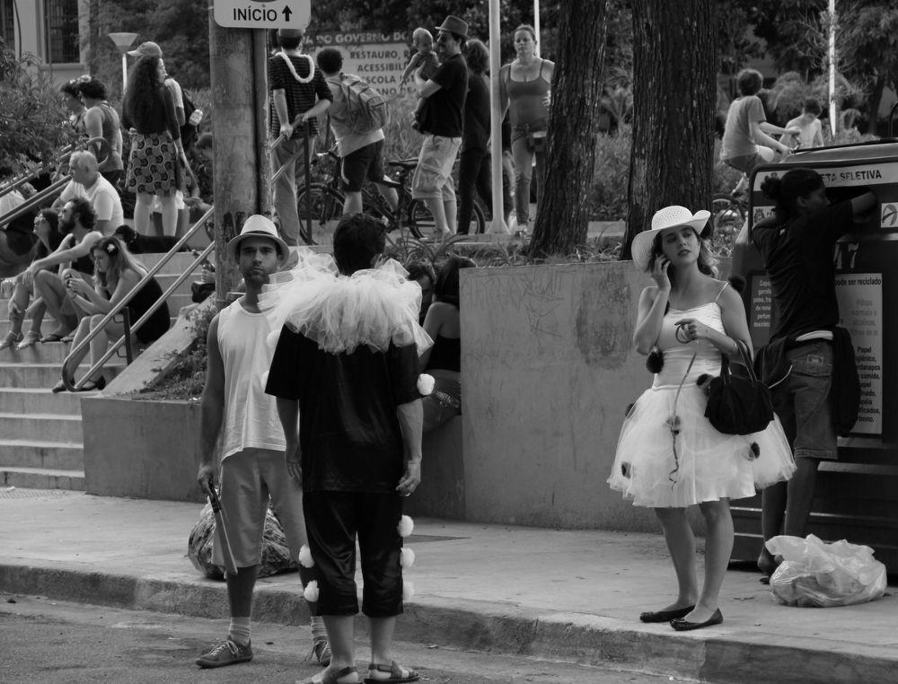 street carnival by elzacohen