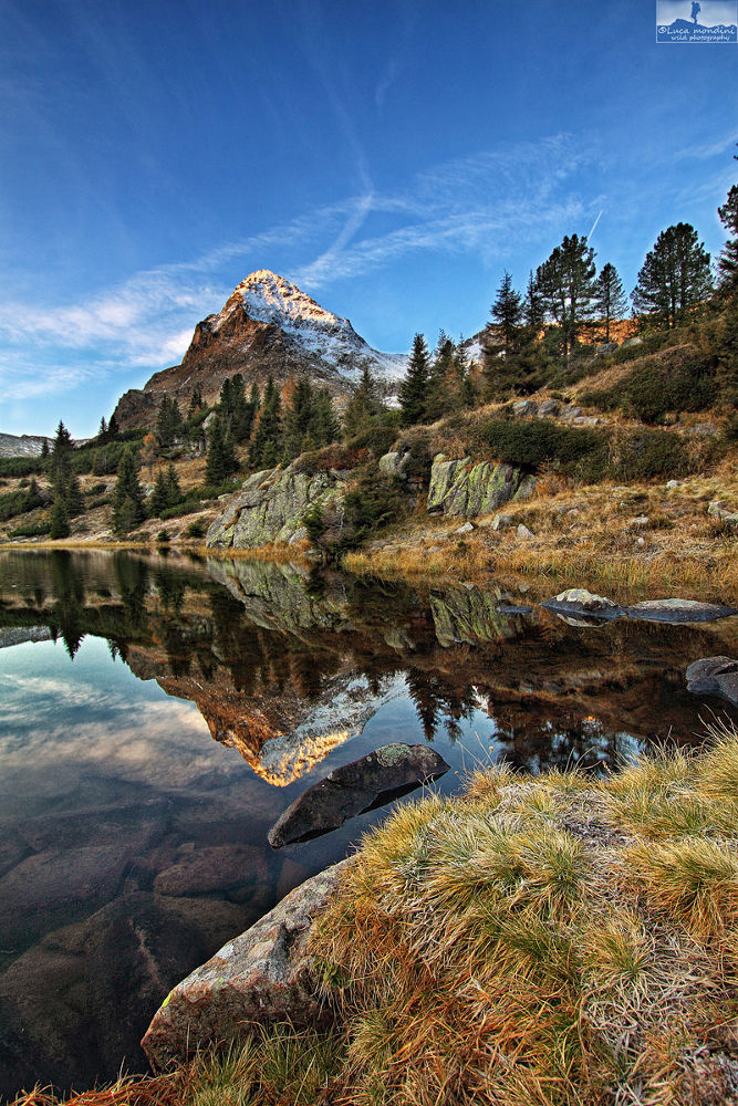 Colbricon lake by lucamondini