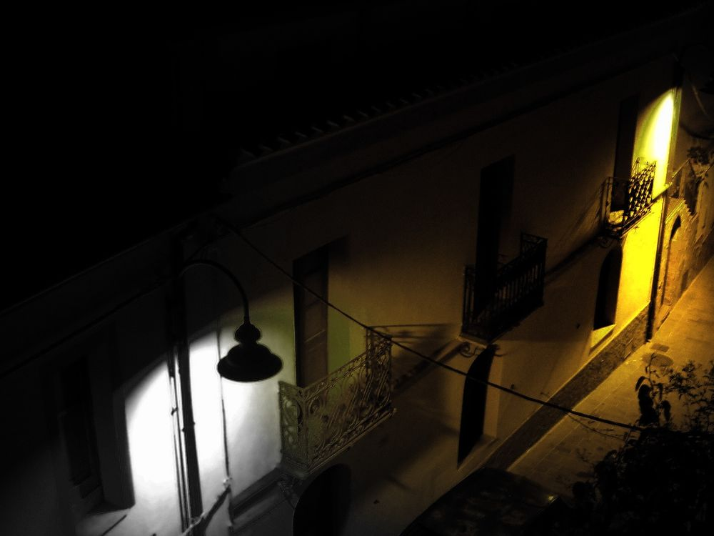Photo in Street Photography #street photography #night view