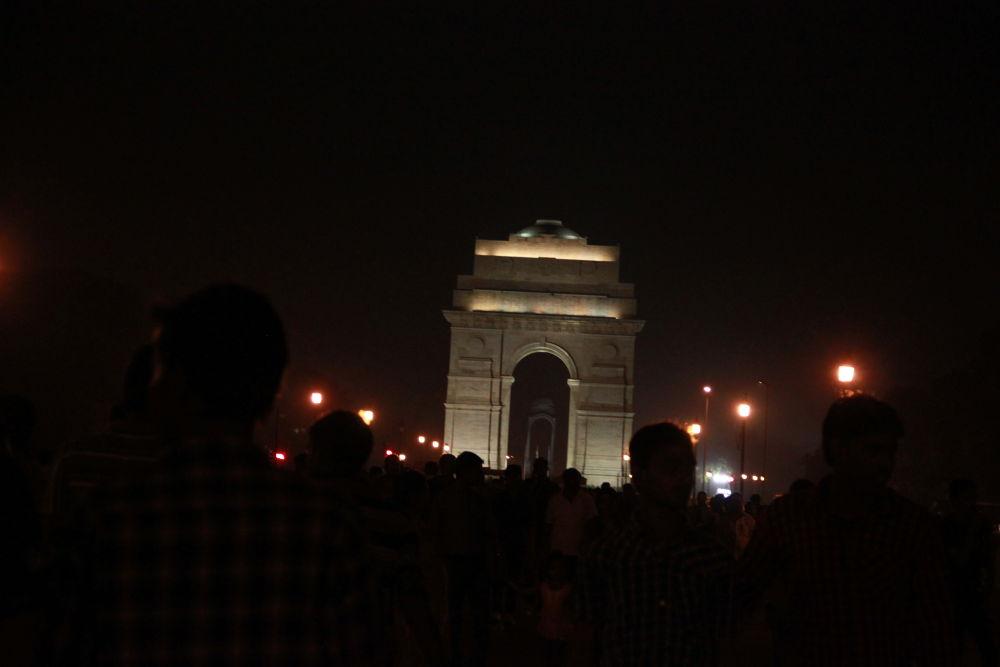 India Gate, Delhi by Mishra1712