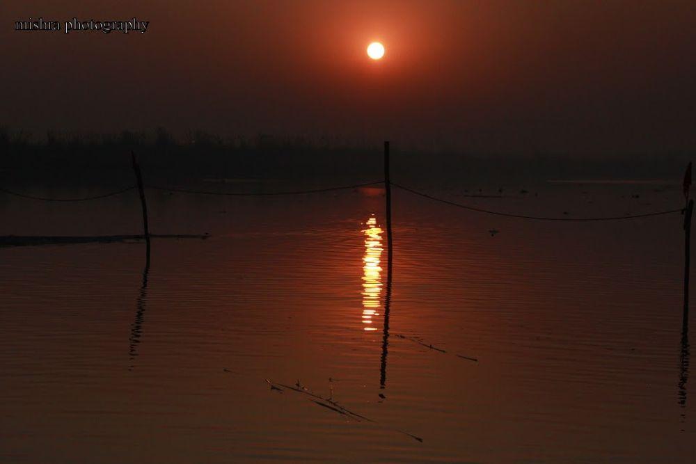 Yamuna River Delhi by Mishra1712
